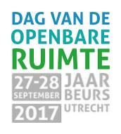 logo dag van de openbare ruimte 2017