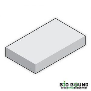bochttreden 60 x 16 cm biobased circulair