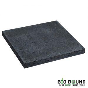 oud hollandse betontegel zwart circulair biobased
