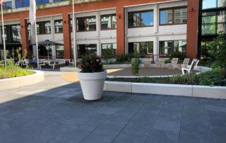 duurzame betonbanken