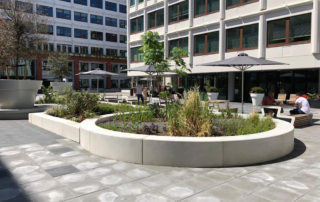 parkbanden biobaed beton