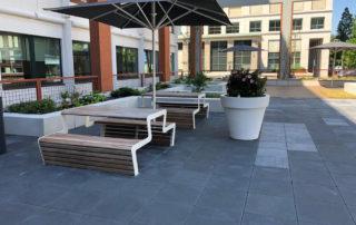 zitbanken duurzaam beton