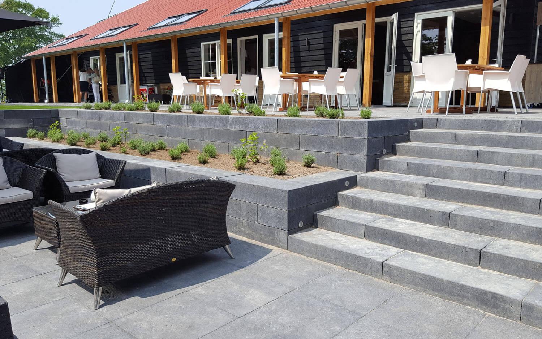 Oud Hollandse Tegels : Oud hollandse tegel circulair biobased beton bio bound
