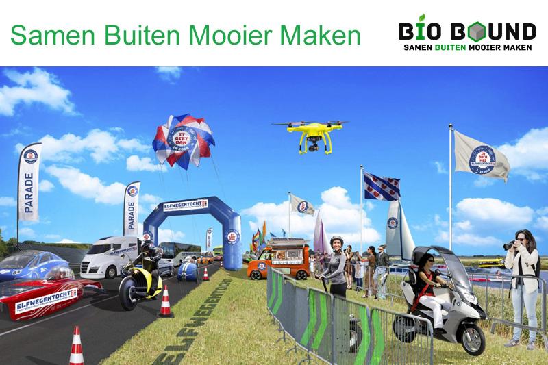 Het Biosintrum. Centrum van biobased economy in Oostellingwerf