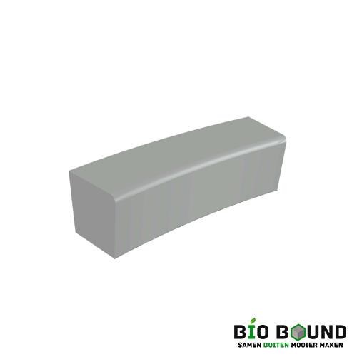 parkband zitrand Elegance basis bochtelement biobased circulair beton