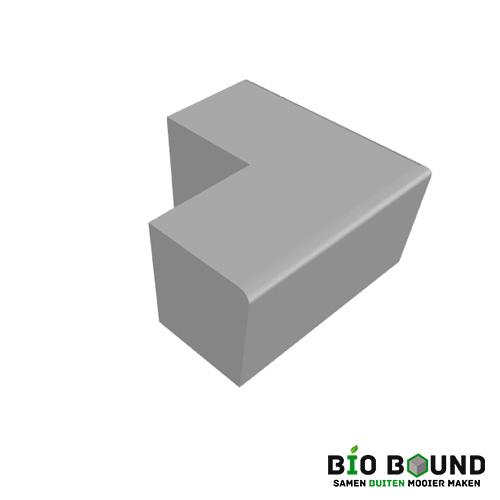 parkband zitrand Elegance basis hoek biobased circulair beton