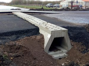 circulaire biobased faunpassages van prefab beton aangebracht door Dura Vermeer biobased proeftuin n231b Bio bound
