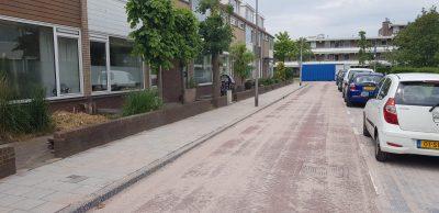 Noordwijk start proef met circulaire, biobased bestratingsmaterialen