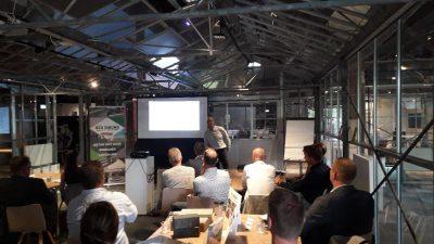 Voorlichtingsbijeenkomst Kiwa over certificeren biobased producten voor de openbare ruimte
