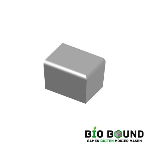 Elegance basis eindstuk biobased circulair beton