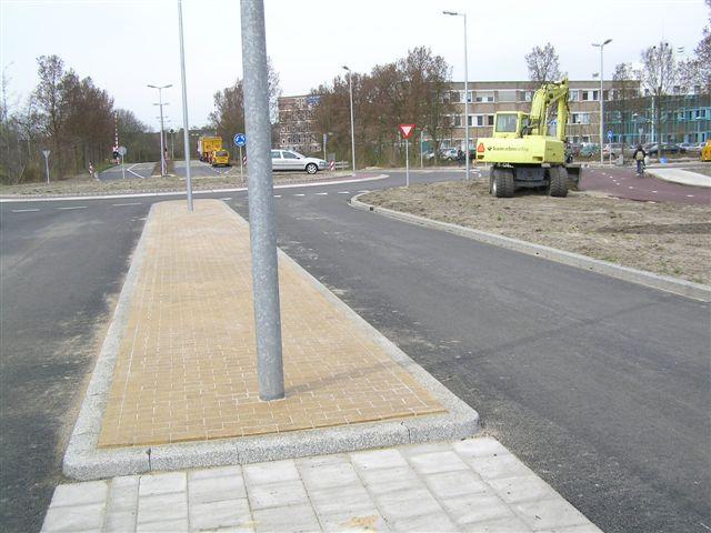 circulaire biobased betonstraatsteen geel