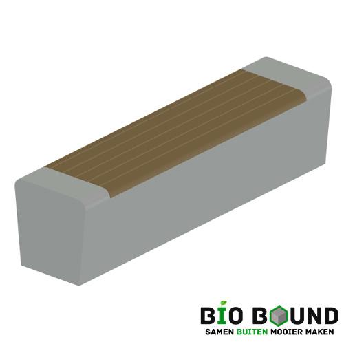 parkband zitrand elegance 2 zijdig solo biobased circulair beton