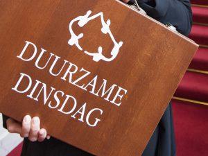 Bio Bound bij Duurzame dinsdag op het Binnenhof
