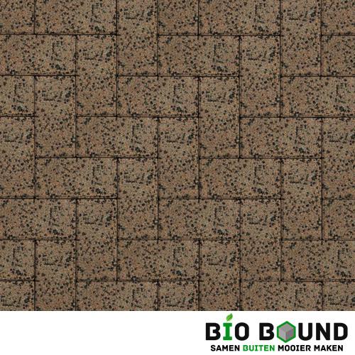 Circulaire biobased betonstraatsteen WGS sevilla terra