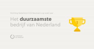 Bio Bound genomineerd voor Duurzaamste Bedrijf van Nederland 2019