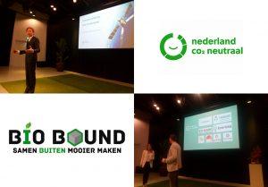 Tweede plaats voor Bio Bound bij verkiezing van het Duurzaamste Bedrijf van Nederland