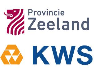 logo kws met provincie zeeland