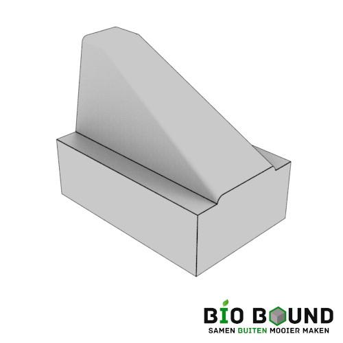 Circulaire, biobased schampblokken