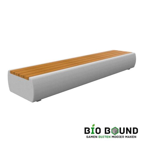 bank Bilbao - duurzaam beton circulair biobased beton