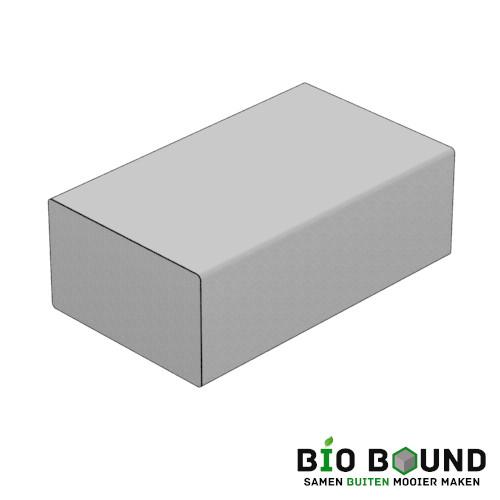 parkband bloembakband 60 x 35 cm biobased circulair beton