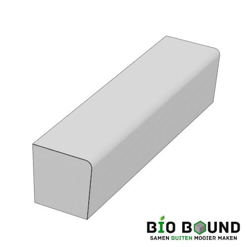 parkband zitrand bank Elegance basis biobased circulair beton eindstuk