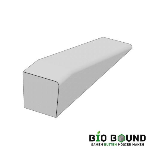 parkband zitrand bank Elegance basis biobased circulair beton verloop