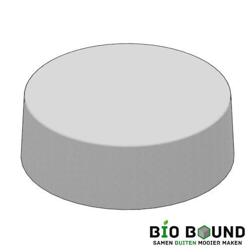 Circulaire biobased sierpoef sierpoef rond 150 duurzaam beton