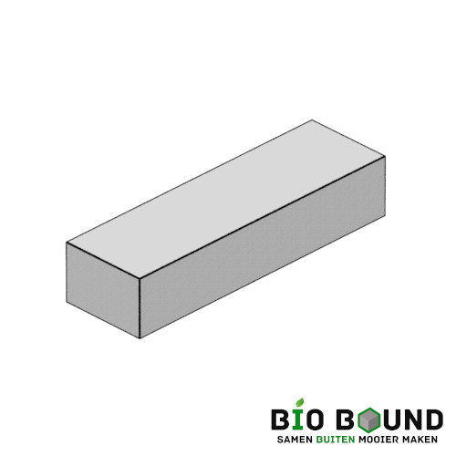 circulaire biobased traptreden 30x20 cm - duurzaam beton