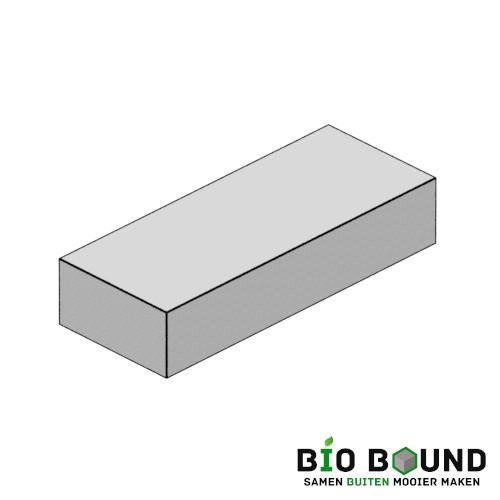 circulaire biobased traptreden 40x20 cm - duurzaam beton