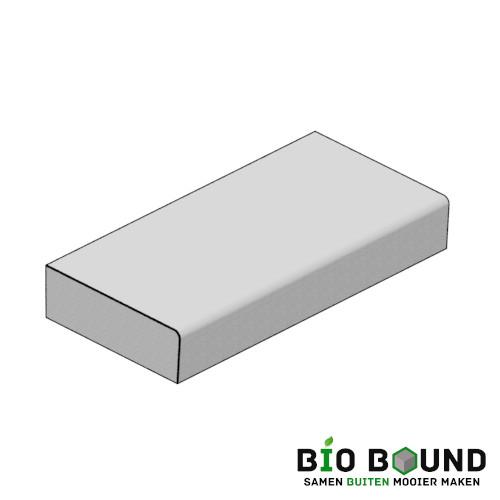 circulaire biobased traptreden 50x16 cm- duurzaam beton