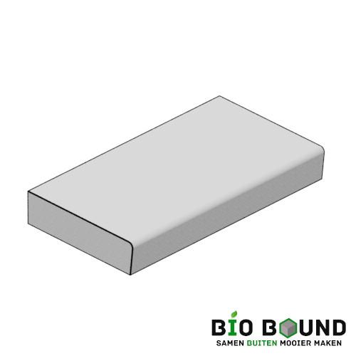 circulaire biobased traptreden 55x14 cm- duurzaam beton