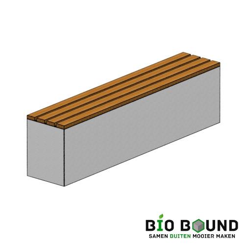 duurzame betonnen banken biobased circulair Floor