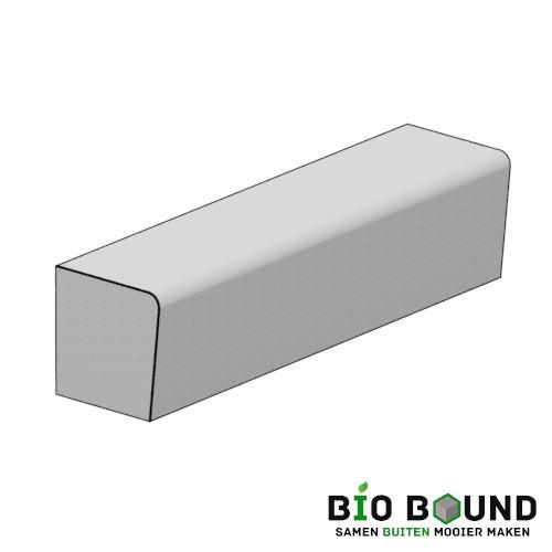 duurzame betonnen banken zitrand biobased circulair Elegance basis