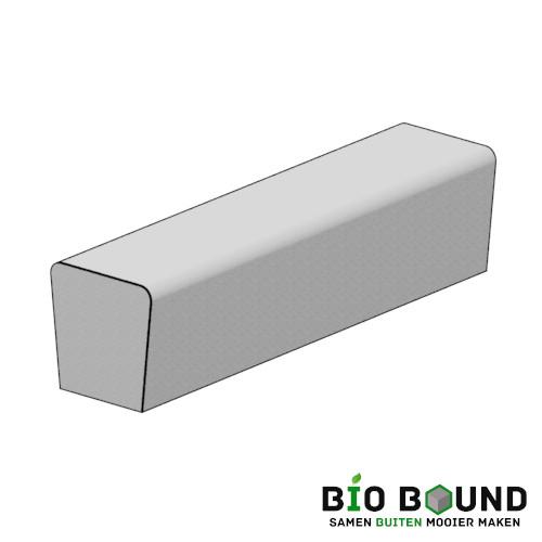 duurzame betonnen banken zitrand biobased circulair Elegance tweezijdig