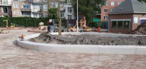 Gemeente Amsterdam kiest zitranden duurzaam biobased beton met olifantsgras