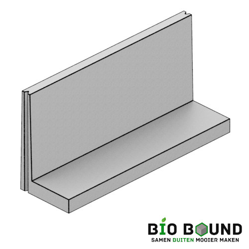 keerwanden circulair, biobased beton