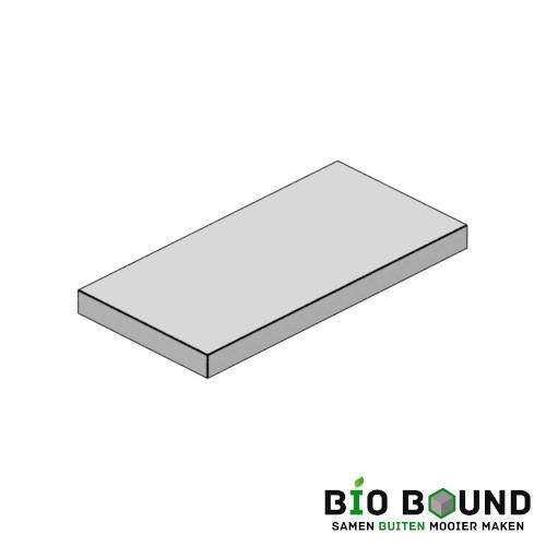 Circulaire, biobased betonplaten 100x200 cm