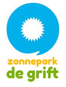 logo zonnepark de grift