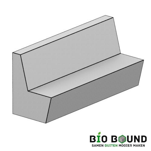 circulaire biobased bank beton Nora