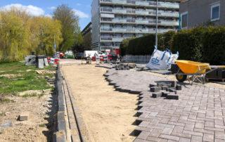 Duurzame betonstraatstenen voor Zaanstad (1)