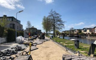 Duurzame betonstraatstenen voor Zaanstad (3)