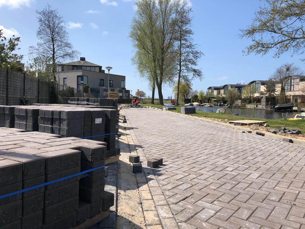 Duurzame betonstraatstenen voor Zaanstad (4) - kopie